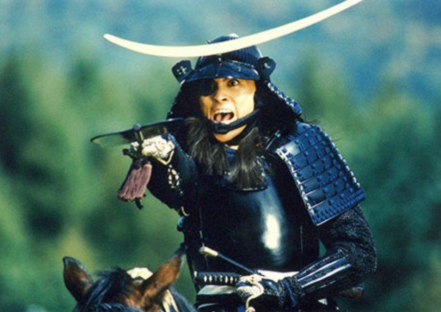 名列日本大河劇平均收視率最高的,是1987年《獨眼龍政宗》,高達39.7%,由當...