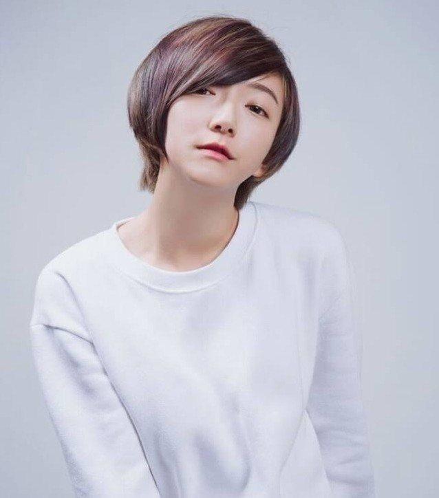 髮型創作/Glitz Hiromi。圖/StyleMap提供