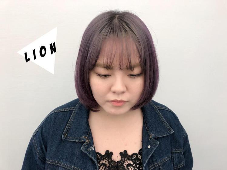 髮型創作/Su Lion。圖/StyleMap提供