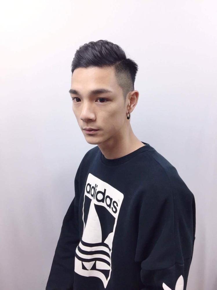 髮型創作/Iven陳映臻。圖/StyleMap提供