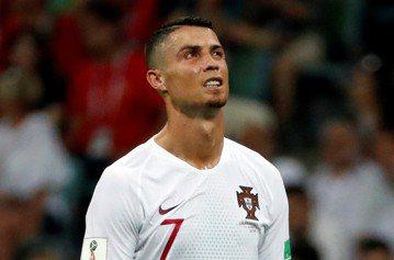 C羅也打包回家 烏拉圭2:1淘汰葡萄牙