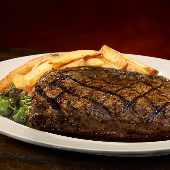 Texas Roadhouse德州鮮切牛排推出期間限定的牛排優惠。圖/摘自Tex...