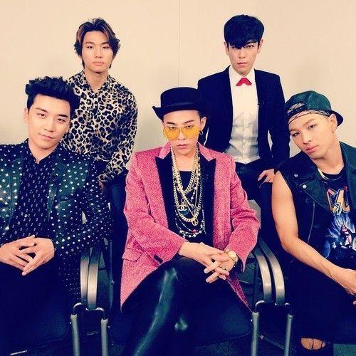 BIGBANG成員陸續入伍。圖/截圖自IG