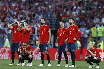 地主魔咒纏身 西班牙3度PK賽慘遭淘汰