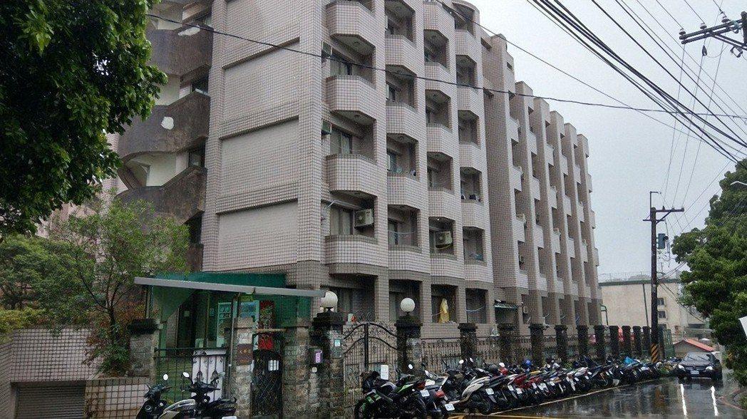文化大學宿舍「大群館」爭議延燒。 圖/聯合報系資料照片