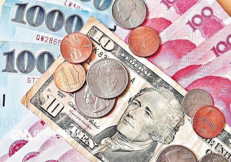 若拿新台幣換成外幣做外幣存款,換匯時點就很重要。 圖/聯合報系資料照片