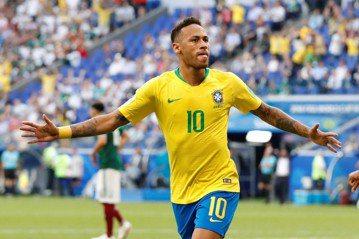 內馬爾1進球1助攻 巴西2:0勝墨連7屆晉8強
