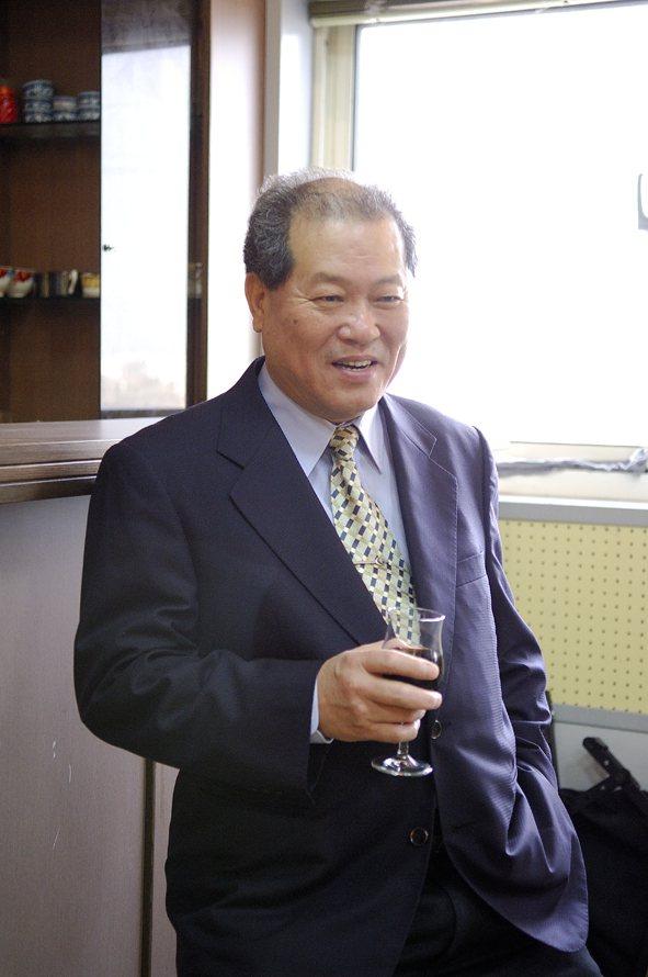 高鐵工業總經理王秋桂。 高鐵工業/提供