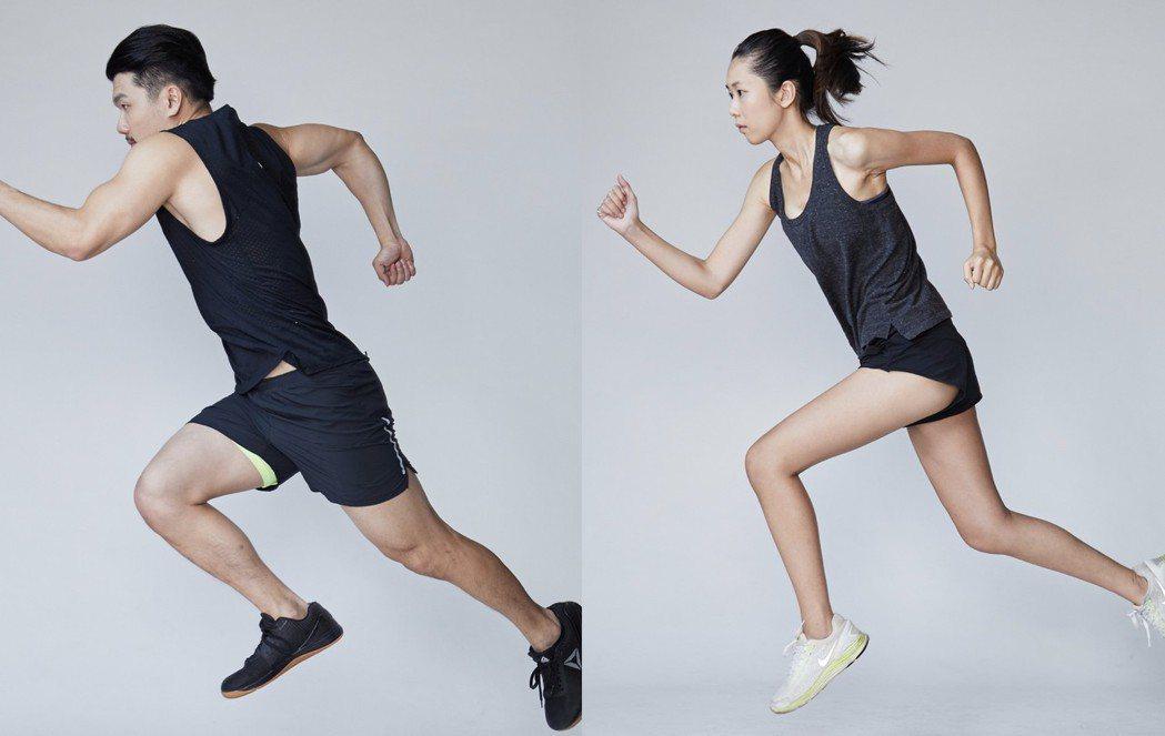 國際超馬推手郭豐州老師認為,建立「安全跑姿」,才能從跑步獲得健康。 業者/提供