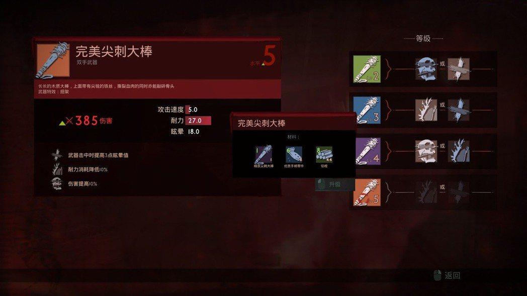 最直接有效的戰鬥風格就是選擇一把重型武器,強化到最高階段。