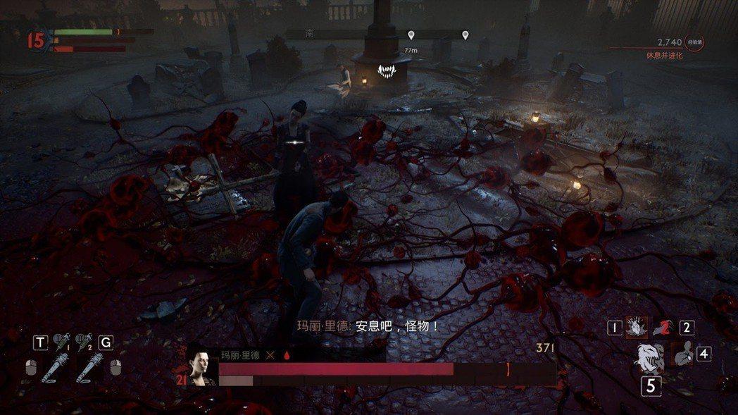 當角色與敵人相差三級以上,敵人等級會呈現紅字,容易陷入苦戰。
