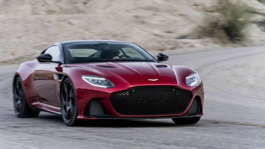 Aston Martin DBS Superleggera。 摘自Aston M...