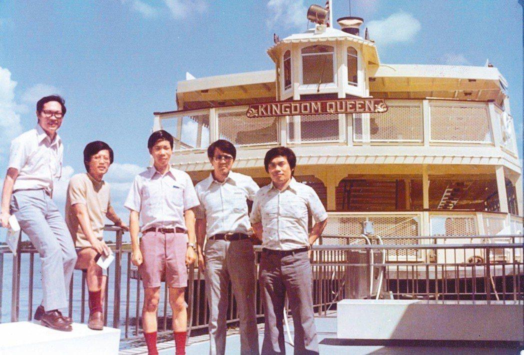 第一批參與RCA計畫的年輕小夥伴,這些成員中,有不少人當年是第一次出國,在美國受...