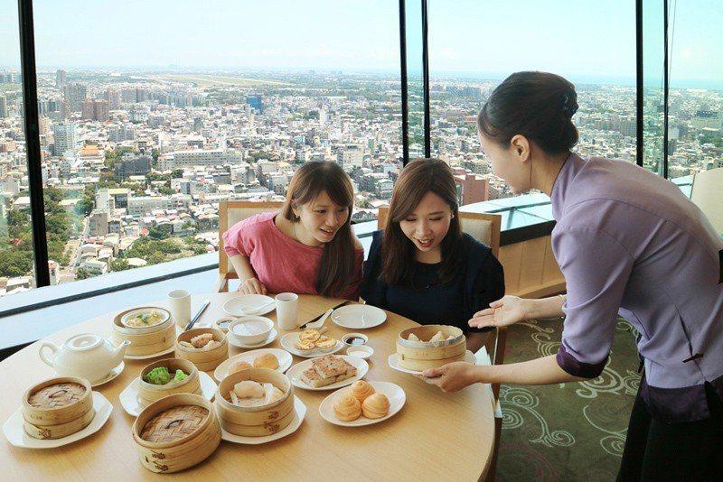 全台南最高樓層的景觀餐廳-醉月樓,居高臨下俯瞰全市美景,更可遠眺至安平港區. 業...