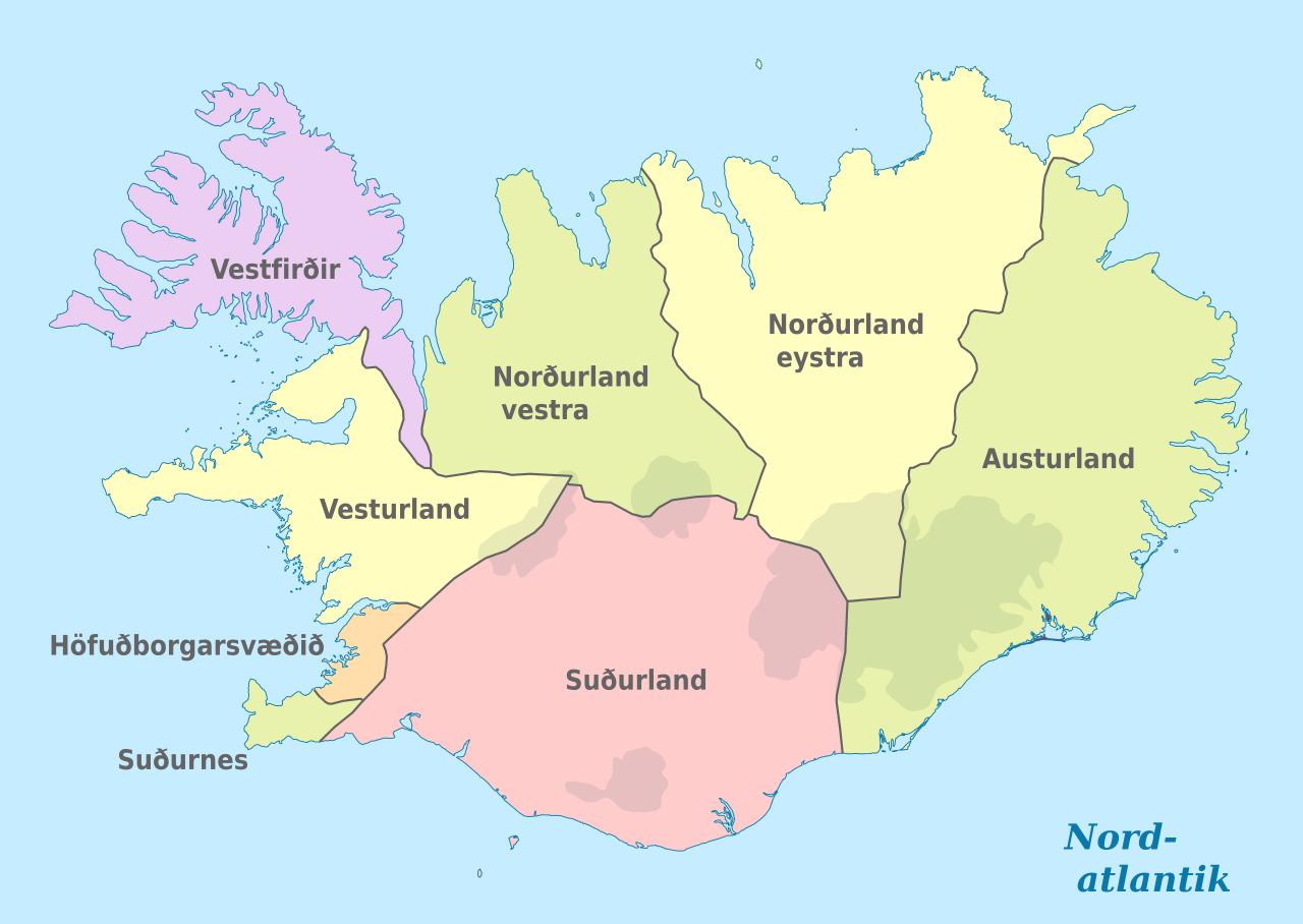冰島租車一定要知道的事。 圖/維基百科