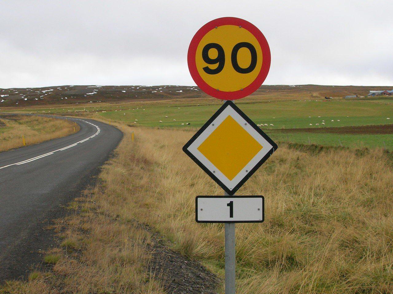 限速。 圖/google