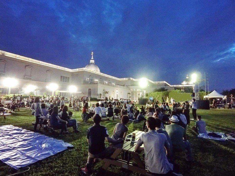 奇美博物館將舉辦「散步市集」活動,特別規劃「星夜放空區」讓民眾休憩紓壓。