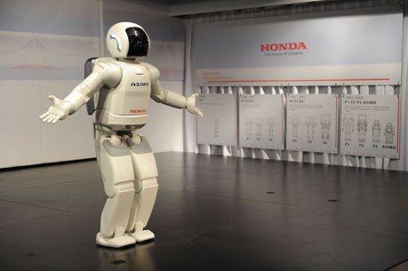 Honda招牌機器人ASIMO 要向大家說再見了