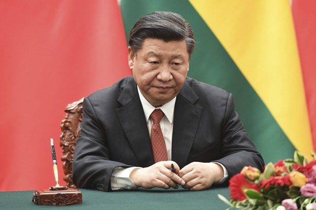 中國國家主席習近平。(圖/美聯社)