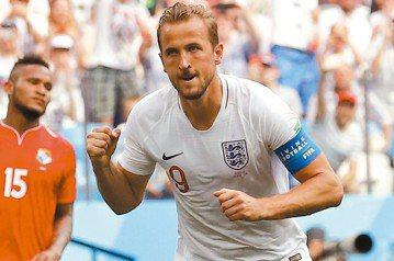 英格蘭寄望凱恩 英媒:進世足冠軍戰才符合期待