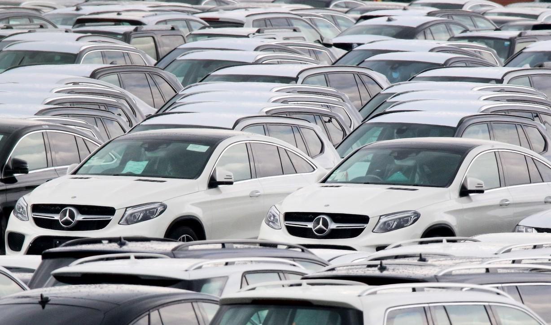 美國總統川普揚言對對進口汽車課徵25%的懲罰性關稅,歐盟警告,美國對汽車課徵「災...