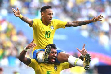 內馬爾1進球1助攻 讓墨西哥就是贏不了巴西