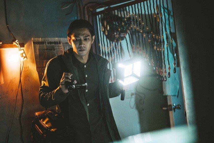 鄒承恩拍攝「送肉粽」後有陰影,端午節看到粽子都害怕。圖/華影國際提供