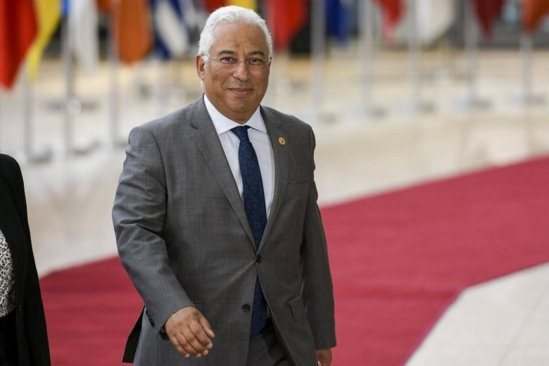 葡萄牙總理柯斯塔。 (歐新社)