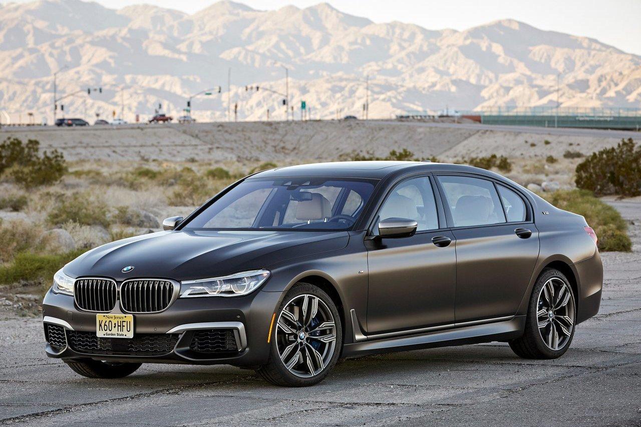 BMW 7-Series小改款 接力在8-Series與X7之後發表