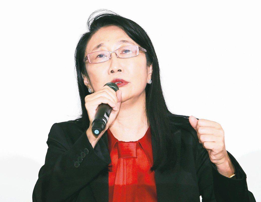 宏達電董事長王雪紅 本報系資料庫