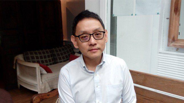 華新科董事長焦佑衡。 報系資料照