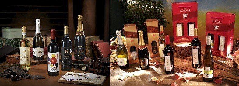 台灣霓多台中酒展 得獎新酒上市活動趣味多 台灣霓多公司/提供
