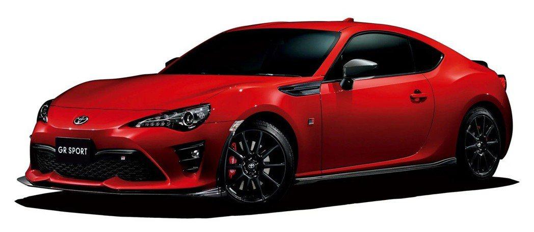 Toyota 86目前品牌主力跑車。 摘自Toyota