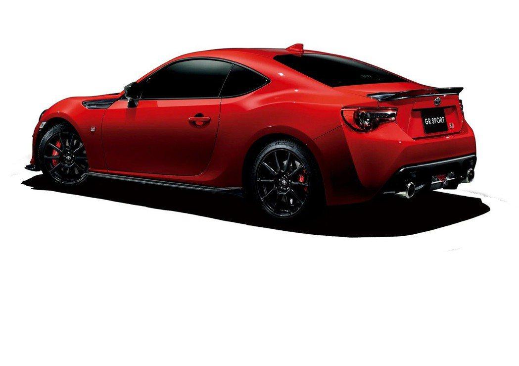 雖然只有自然進氣200匹馬力,但絲毫不減86的樂趣。 摘自Toyota