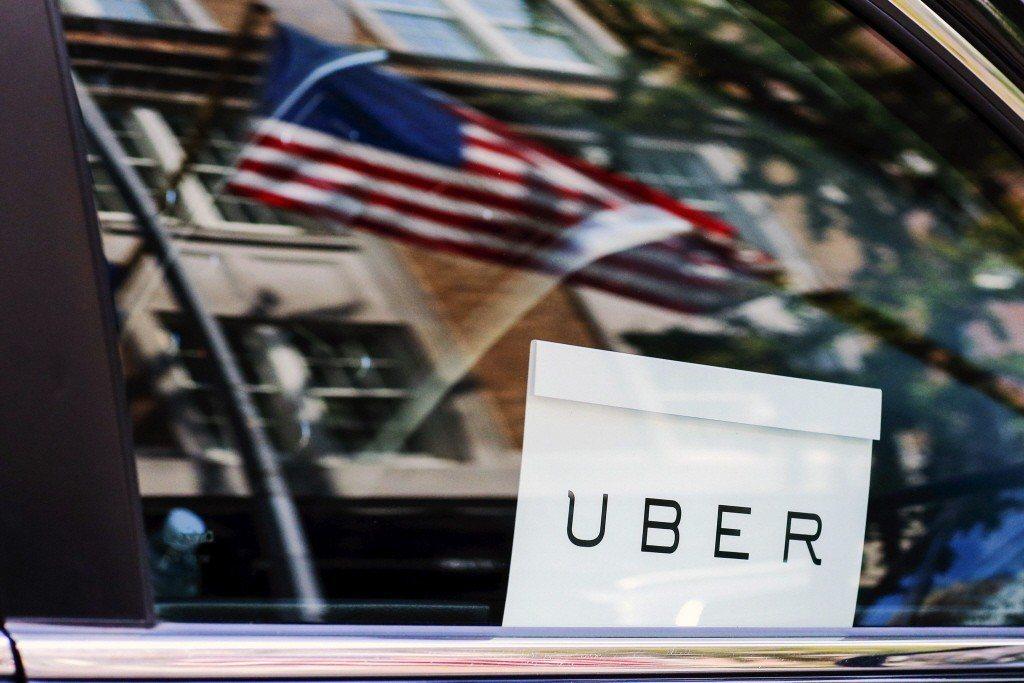 美國共有83萬名Uber駕駛,當中有9萬名是全職,而扣除Uber規費、車輛花費與自付的社會保險費用之後,Uber司機平均時薪僅有9.12美元。 圖/路透社