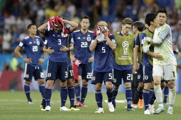 世足日本強拚比利時落敗 獲中國官媒肯定