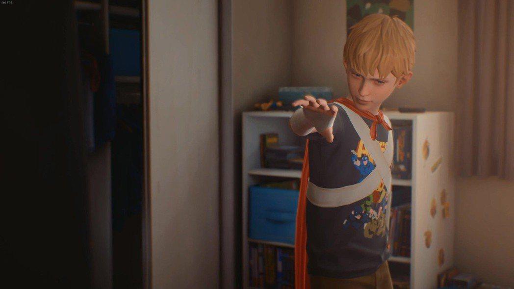 《超能隊長》遊戲畫面