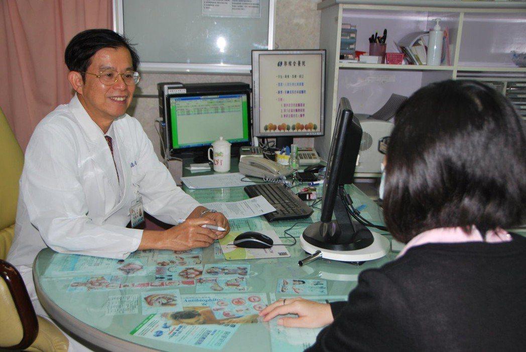 台南郭綜合醫院婦產部主任李耀泰 圖/郭綜合提供