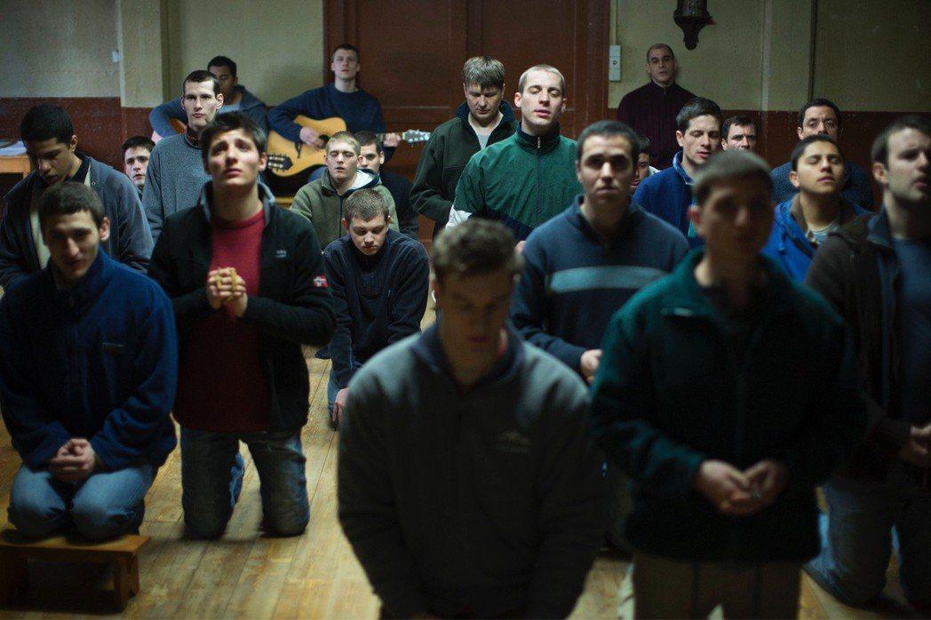 「與神同行的少年」將於9/7正式在台上映。圖/前景娛樂提供