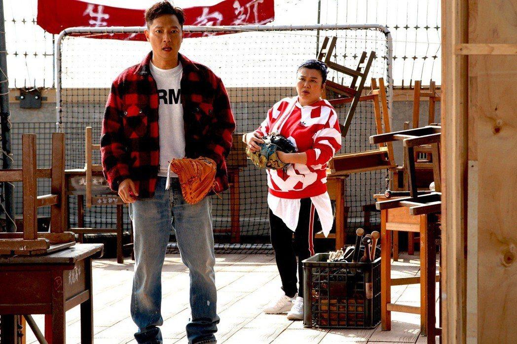 「王牌教師麻辣出擊」8月30日全台上映。圖/奧瑪優勢提供