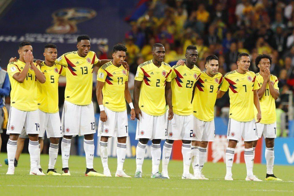 8場比賽有3場踢到PK戰才分出高下,但包含昨役的哥倫比亞在內,先攻的3隊PK戰都...