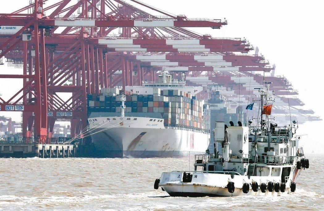 大陸今年上半年對美貨物貿易出口增長5.4%,增速較去年同期下降13.9個百分點。...