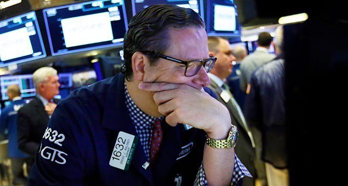 科技股下滑,美股周二收跌。 美聯社
