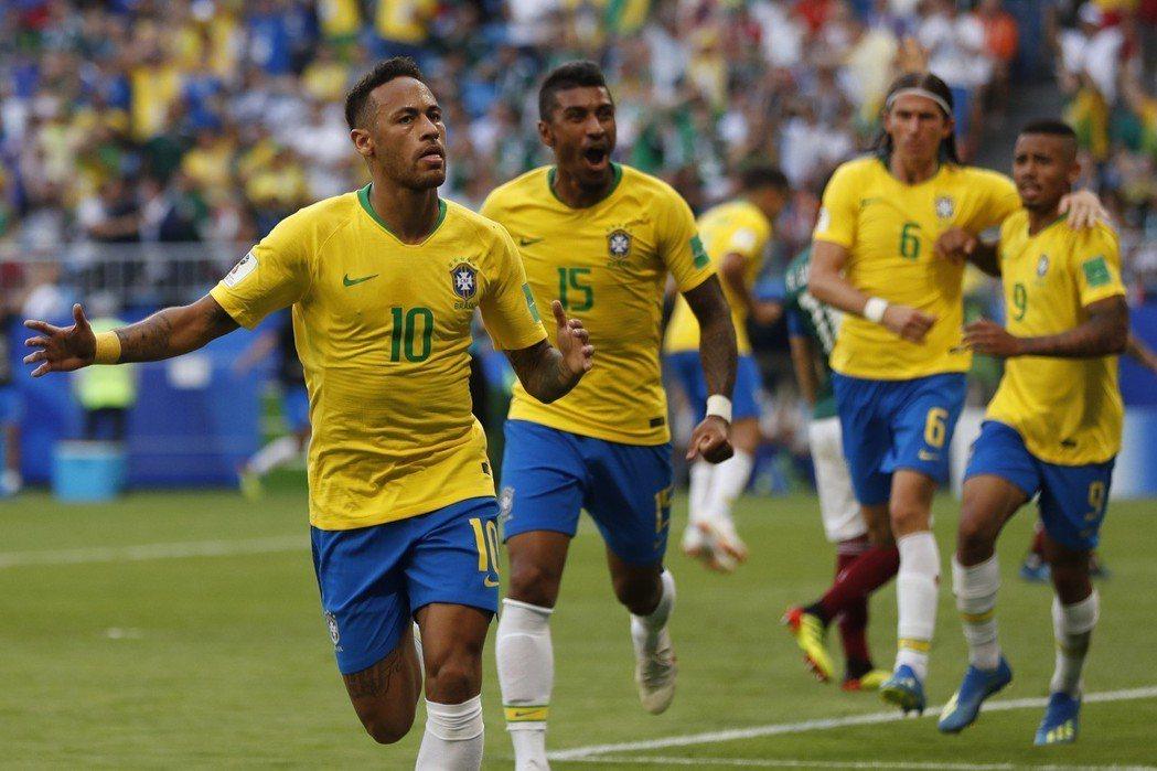巴西。 美聯社