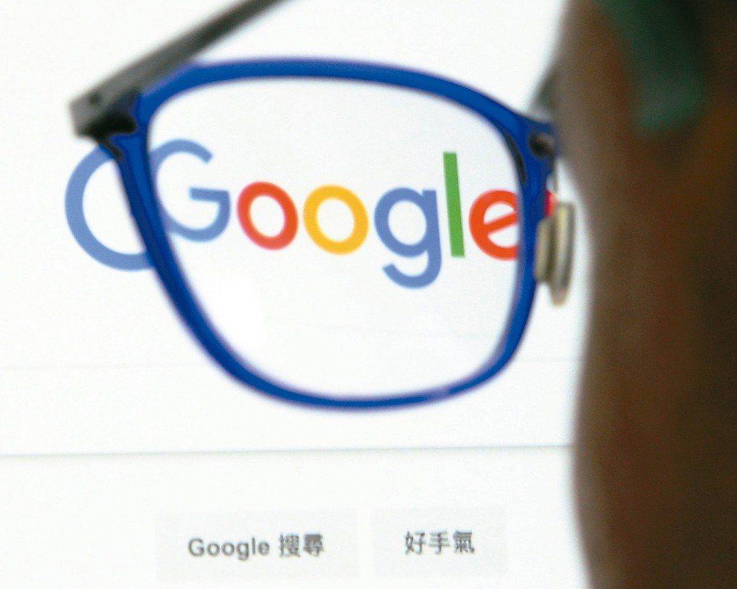 臉書洩露個資造成風暴,Google旗下電子郵件服務Gmail遭爆踢開後門,讓第三...