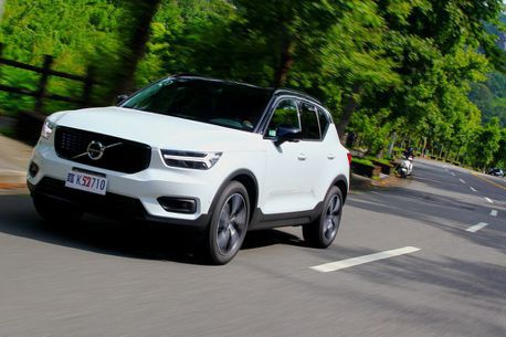 全球熱銷又嚴重缺車的Volvo XC40!到底有那些特點吸引買家下手?
