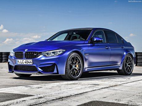 以後的M3將會是電動車!BMW在2030年會讓MPower電動化