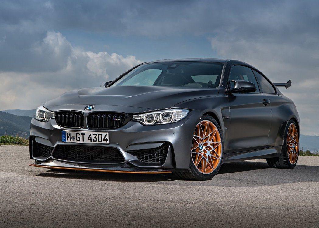BMW M4 GTS 極輕量化的賽道機器。 摘自BMW