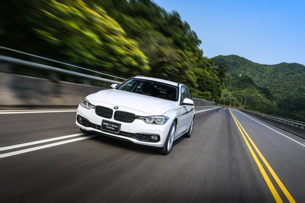 全新BMW 3系列Touring M Performance Edition限量...