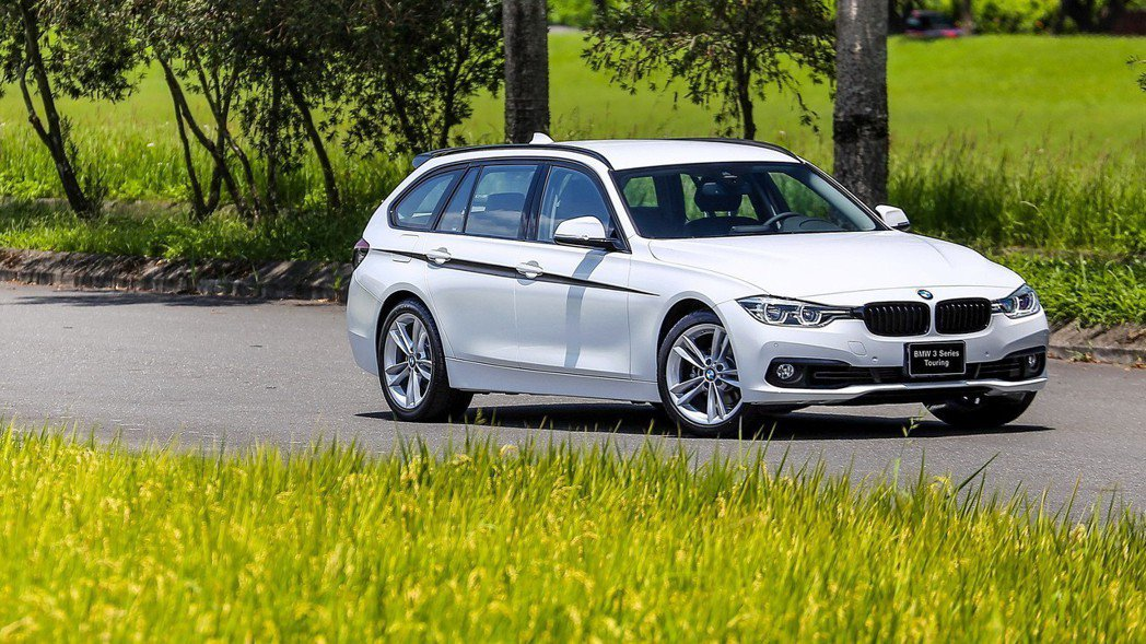 全新BMW 3系列Touring M Performance Edition升級...